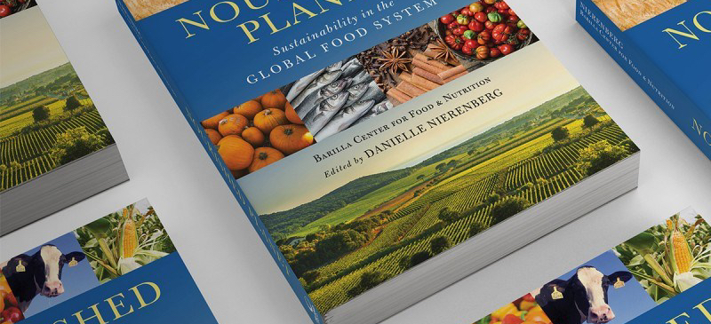 Interview in new BCFN book 'Nourished Planet'