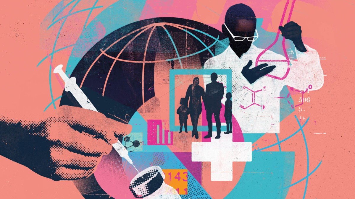 New global health governancepublication